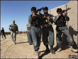 Афганские войска