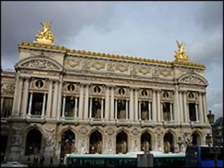 Ópera de Paris (arquivo)