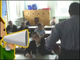 学生面试教师