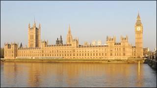 ब्रिटन का संसद भवन