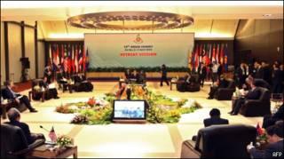 Phiên họp kín của lãnh đạo Asean