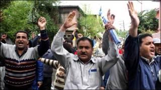 कश्मीर हड़ताल