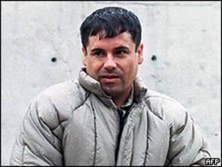 """Imagen de archivo de """"El Chapo"""" Guzmán"""