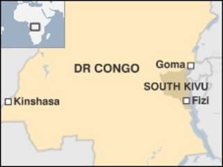 Mapigano yamekithiri Mashariki mwa DRC