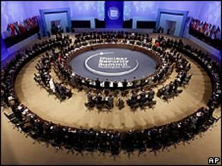 Cumbre nuclear en Washington