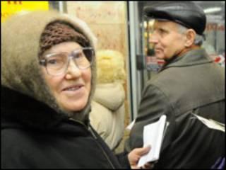 пенсіонери, фото УНІАН