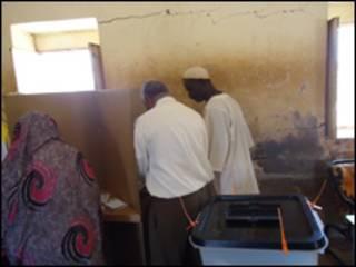 انتخابات سودان