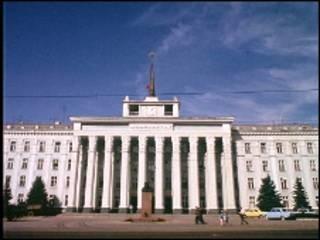Здание правительства в Тирасполе