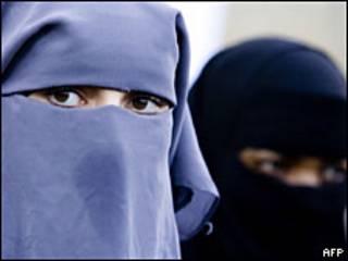 Velo islámico o niqab