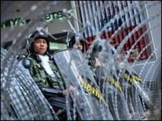 Quân lính Thái