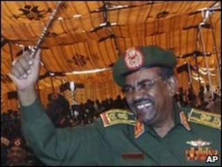 Omar al-Bashir (arquivo)