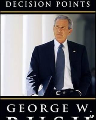 Capa do livro 'Decision Points', de George W. Bush