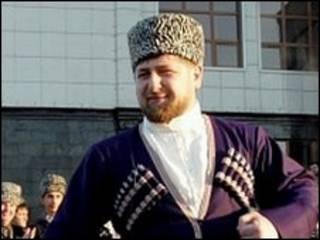 Чеченистон Президенти Рамзан Қодиров