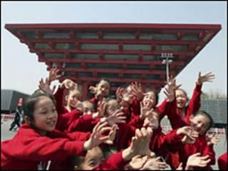 В Шанхае открылась выставка Expo 2010
