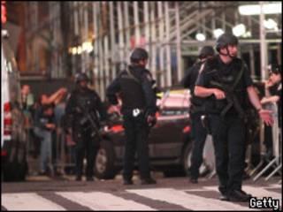 Полиция на Таймс-сквер