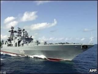 Tàu chiến của Nga