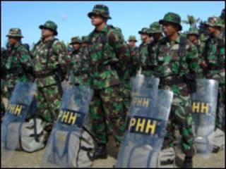 Quân đội Indonesia