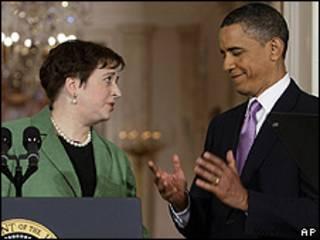 Elena Kagan, escolhida para a Suprema Corte dos EUA