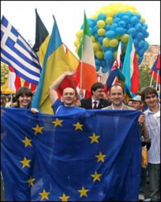 День Європи, архівне фото УНІАН