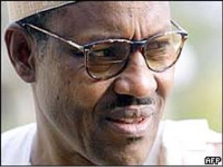 Jagoran jam'iyyar CPC Janar Buhari