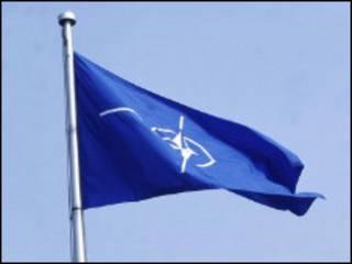 नेटो का ध्वज