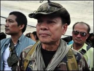 Tướng Khattiya Sawasdipol