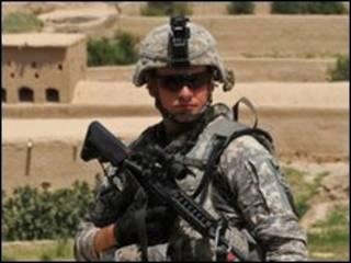امریکايي ځواکونه په افغانستان کې