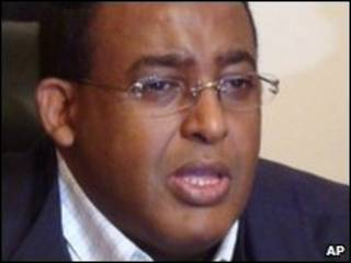 Waziri mkuu wa Somalia, Umar Abdirashid Sharmarke