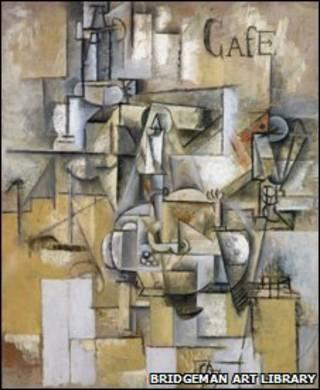 O Pombo e Ervilhas, de Pablo Picasso. Foto: Bridgeman Art Library