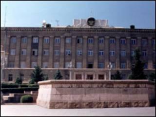 Здание парламента нагроного Карабаха