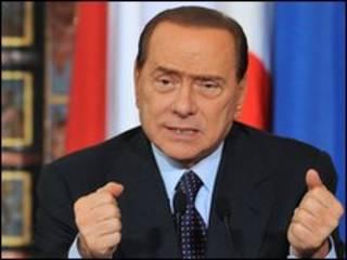 Firaministan Italiya,Silvio Berlusconi