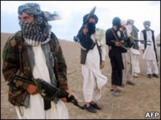 طالبان جنگجو فائل فوٹو
