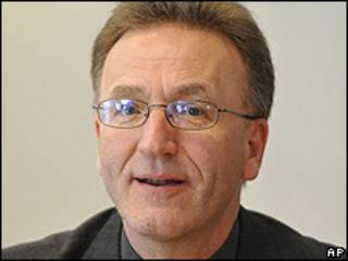 Padre Stefan Dartmann, líder de los jesuitas en Alemania.