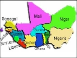 Kasashen ECOWAS