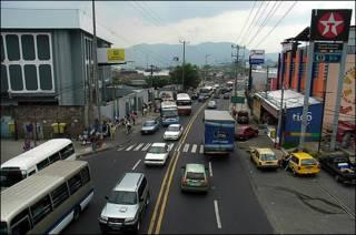 """Boulevard """"Venezuela"""" en El Salvador"""