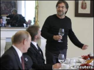 Путін і Шевчук