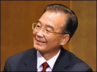 Firaministan kasar China Wen Jiabao