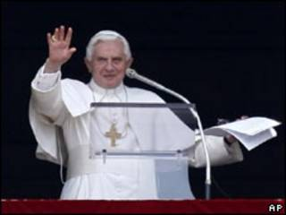 教皇本笃十六世