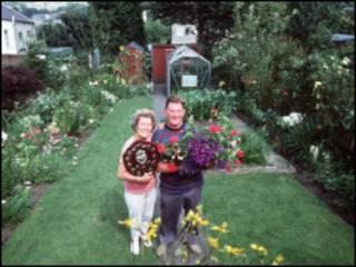 园艺奖获得者