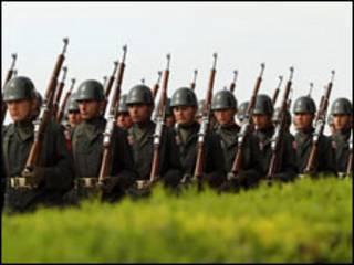 سربازان ارتش ترکیه