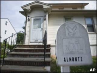 Дом одного из обвиняемых