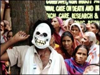 بھوپال سانحہ متاثرین
