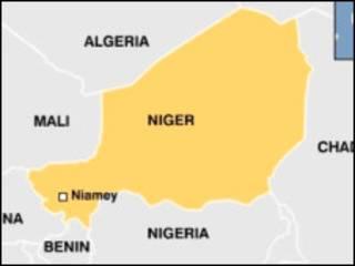 Taswirar Niger