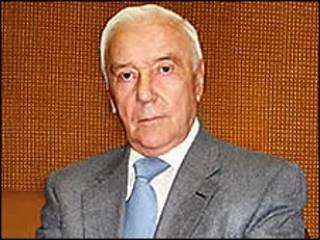 Miguel Otero, embajador de Chile en Buenos Aires