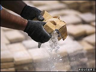 Cocaína incautada (Foto: Archivo)