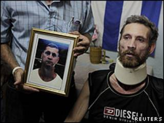 Ariel Sigler Amaya, disidente cubano excarcelado