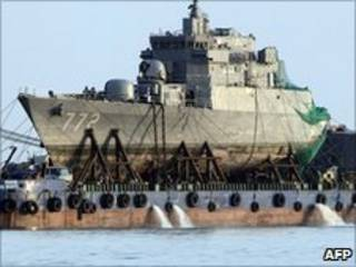 Tàu Cheonan