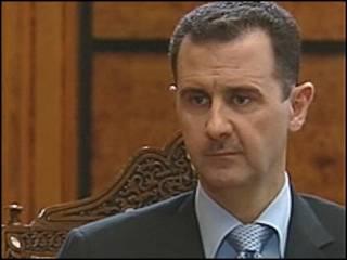 Shugaban Syria Bashir Assad