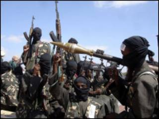 Mayakan kungiyar al-Shabaab