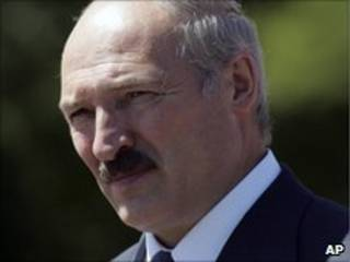 Президент Білорусі Аляксандр Лукашенка